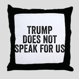 Trump Does Not Speak For Us Anti Trump Resist Thro