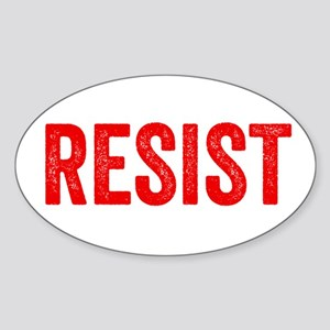 Resist Hashtag Anti Donald Trump Sticker