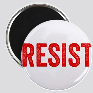 Resist Hashtag Anti Donald Trump Magnets