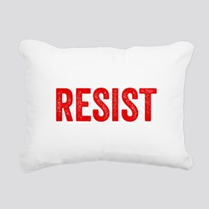 Resist Hashtag Anti Donald Trump Rectangular Canva