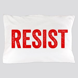 Resist Hashtag Anti Donald Trump Pillow Case