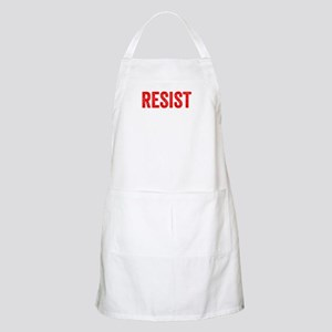 Resist Hashtag Anti Donald Trump Apron