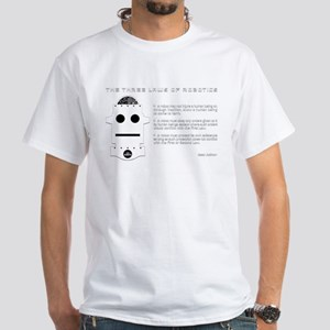 Three Laws Of Robotics T-Shirt