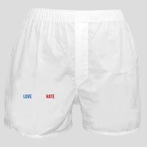 Revolt Resist Anti Donald Trump Boxer Shorts