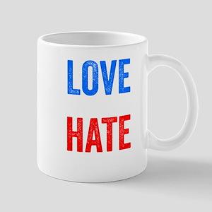 Love Trumps Hate Resist Anti Donald Trump Mugs