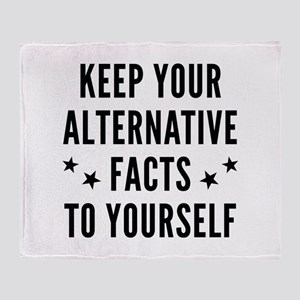 Alternative Facts Stadium Blanket