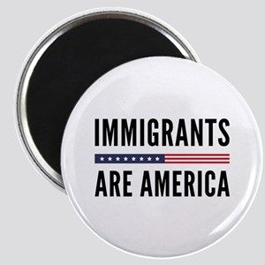 Immigrants Are America Magnet