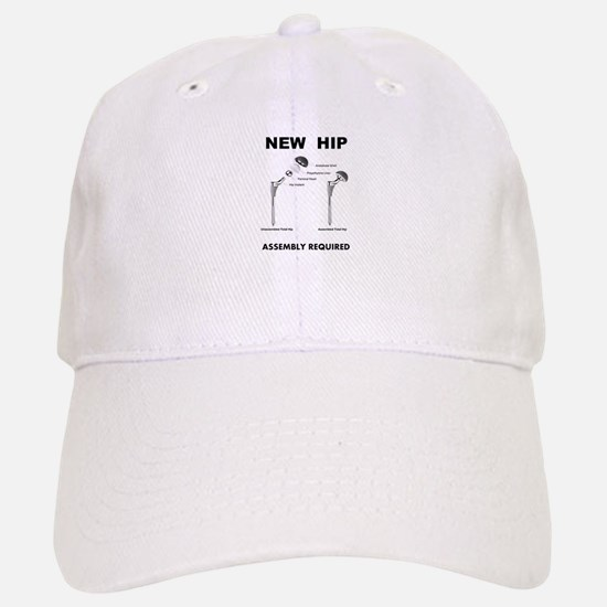 New Hip - Assembly Required Baseball Baseball Cap