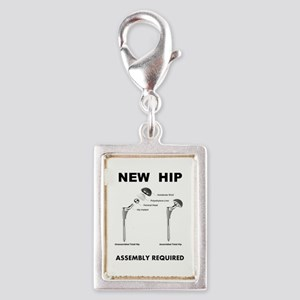 New Hip - Assembly Required Charms