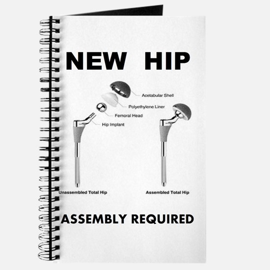 New Hip - Assembly Required Journal