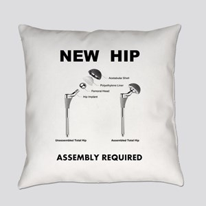 New Hip - Assembly Required Everyday Pillow