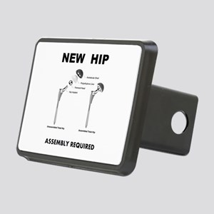 New Hip - Assembly Require Rectangular Hitch Cover