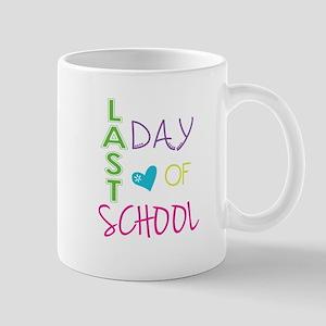 Last Day of School Mugs