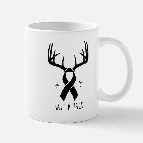 Save a Rack (Men's Design) Mugs