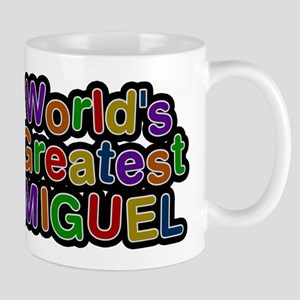 Worlds Greatest Miguel Mugs