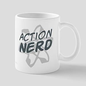 Action Nerd Mugs