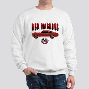 big-bad-red-machine-2 Sweatshirt