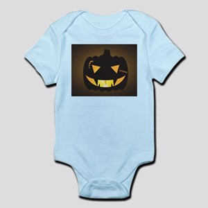 Halloween Scar O Lantern Body Suit