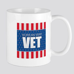 Korean War Vet Mugs
