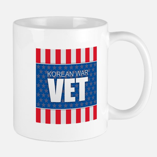 Korean War Vet Mugs