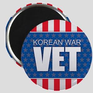 Korean War Vet Magnets
