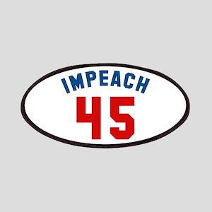 Impeach 45 Patch