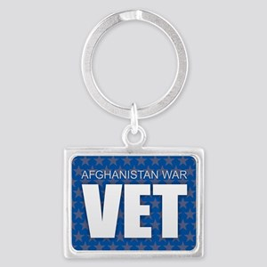 Afghanistan War Vet Keychains