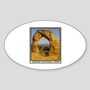 ARCHES Sticker