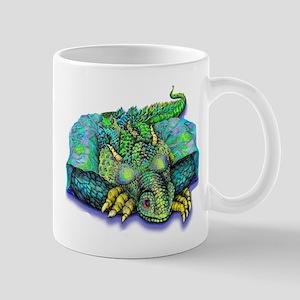SLEEPING DRAGON Mugs