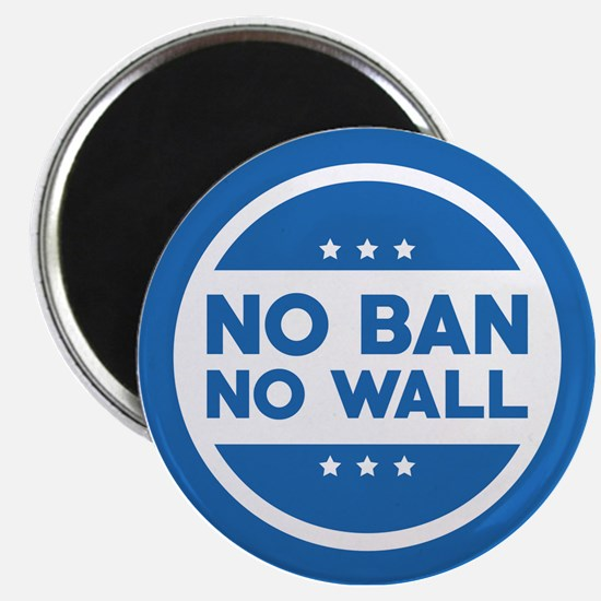 No Ban! No Wall! Magnets
