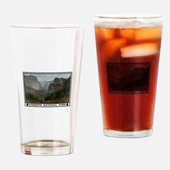 YOSEMITE Drinking Glass