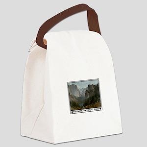 YOSEMITE Canvas Lunch Bag