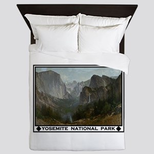 YOSEMITE Queen Duvet