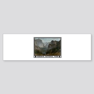 YOSEMITE Bumper Sticker