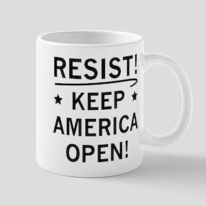 Keep America Open Mug