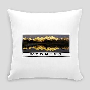 WYOMING Everyday Pillow
