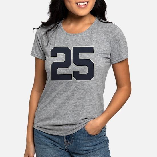 25 25th Birthday 25 Years Old T-Shirt