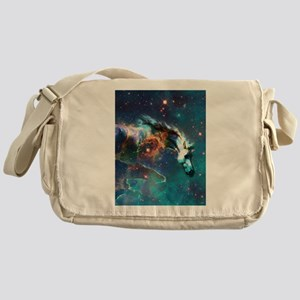 Free of the Carousel II Messenger Bag