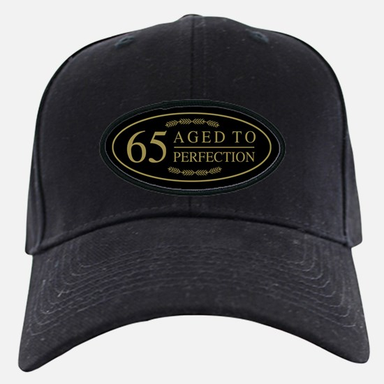 Fancy 65th Birthday Baseball Hat