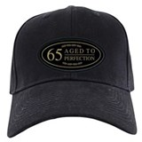 Perfection 65 Baseball Cap with Patch