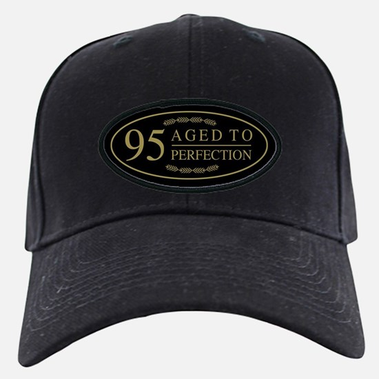 Fancy 95th Birthday Baseball Hat