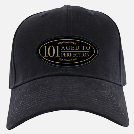 Fancy 101th Birthday Baseball Hat