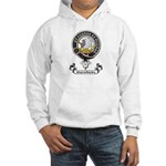 Badge - Majoribanks Hooded Sweatshirt