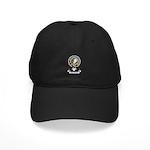 Badge - Majoribanks Black Cap