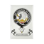 Badge - Majoribanks Rectangle Magnet (100 pack)