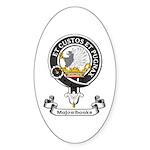 Badge - Majoribanks Sticker (Oval 50 pk)