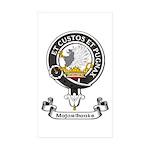 Badge - Majoribanks Sticker (Rectangle 50 pk)