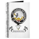 Badge - Majoribanks Journal