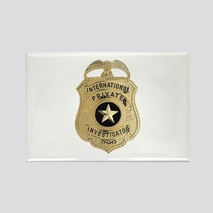 International Private Investigator Magnets