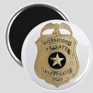International Private Investigator Magnets